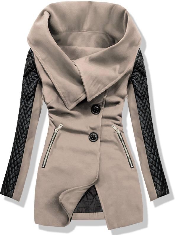 Nude kabát 7302