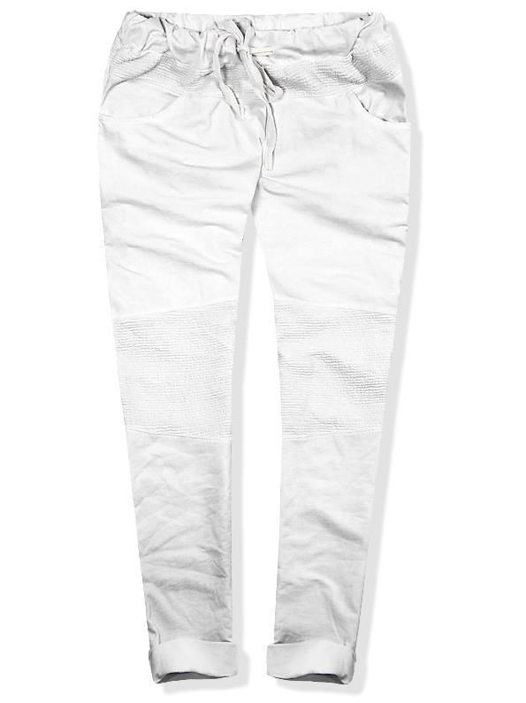 Bílé kalhoty 2421